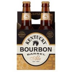 Kentucky Bourbon Barrel Ale 4 Pack 12 oz Bottles