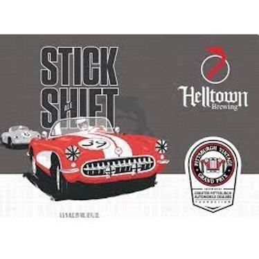 Helltown Standard Shaft 6 Pack 12 oz Cans