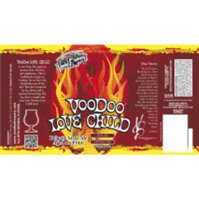 Voodoo Love Child 4 Pack 12 oz Bottles