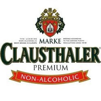 Clausthaler NA 24 Pack 12 oz Bottles