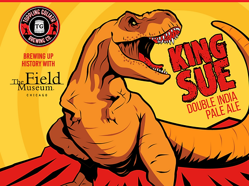 Toppling Goliath King Sue 4 Pack 16 oz Cans
