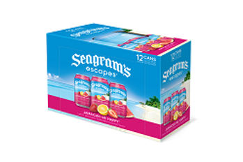Seagrams Jamaican Me Happy 12 Pack 11.2 oz Cans