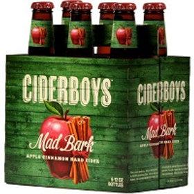 Cider Boys Mad Bark  6 Pack 12 oz Bottles