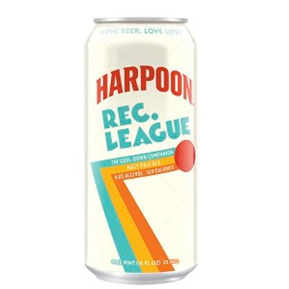 Harpoon Rec League 15 Pack 12 oz Cans