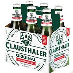 Clausthauler NA 6 Pack 12 oz Bottles