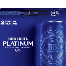 Bud Light Platinum 12 Pack 12 oz Cans