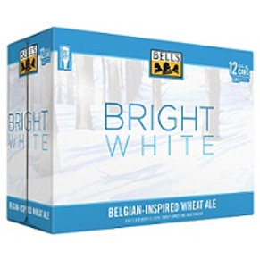 Bells Bright White 12 Pack 12 oz Cans