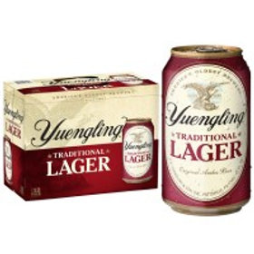 Yuengling Traditional Lager 12 Pack 12 oz Cans