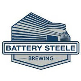 Battery Steele Flume DIPA 4 pack 16 oz Cans