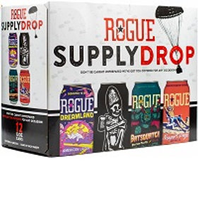 Rogue Supply Drop Variety Pack 12 Pack 12 oz Cans