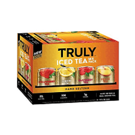 Truly Iced Tea Variety Pack 12 Pack 12 oz Cans