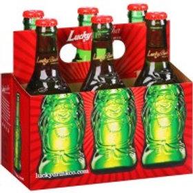 Lucky Buddha 6 Pack 12 oz Bottles