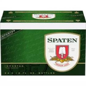 Spaten Lager 24 Pack 12 oz Bottles