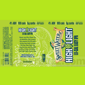 Sweetwater High Light 15 Pack 12 oz Cans