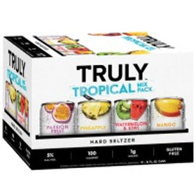 Truly Tropical Mix  12 Pack 12 oz Cans