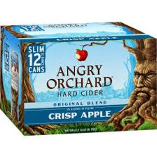 Angry Orchard Crisp Apple 12 Pack 12 oz Cans