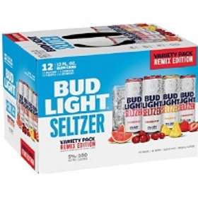 Bud Light Seltzer Remix Variety Pack 12 Pack 12 oz Cans