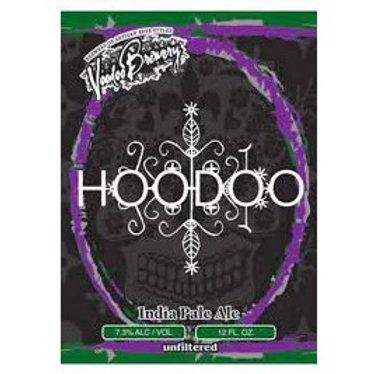 Voodoo Whodoo IPA 4 Pack 12 oz Bottles
