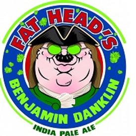 Fat Heads Benjamin Danklin 4 Pack 16 oz Cans