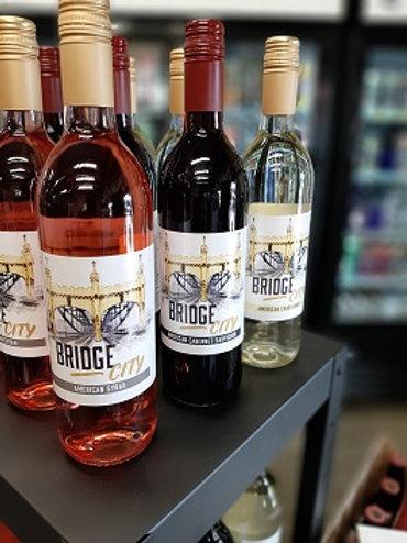Bridge City Syrah Single 750 ML bottle