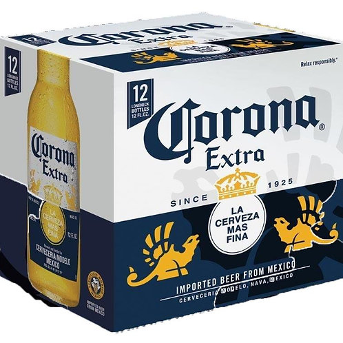 Corona Extra  12 Pack 12 oz Bottles
