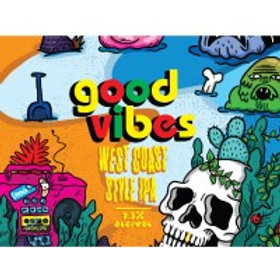 Voodoo Good Vibes 12 Pack 12 oz Cans