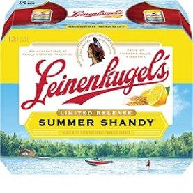 Leinenkugels Summer Shandy  12 Pack 12 oz Cans