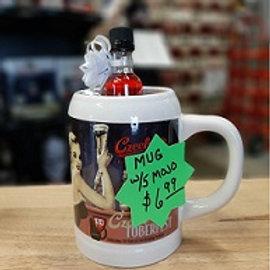 Ceramic Mug plus 5 Mojo Shots