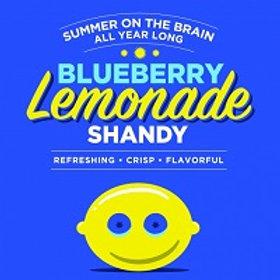 Saugatuck Blueberry Lemonade Shandy 6 Pack 12 oz Cans