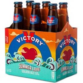 Victory Summer Love 6 Pack 12 oz Bottles