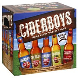 Cider Boys Variety Pack 12 Pack 12 oz Bottles