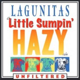 Lagunitas Little Sumpin Hazy 12 Pack 12 oz Cans
