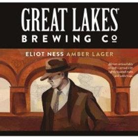 Great Lakes Eliot Ness 12 Pack 12 oz Bottles
