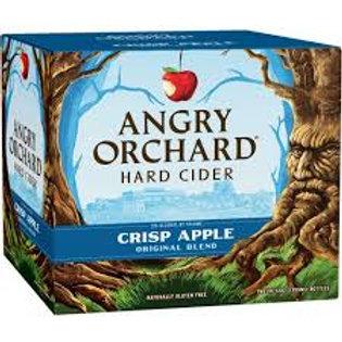 Angry Orchard Crisp Apple 12 Pack 12 oz Bottles