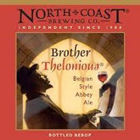 North Coast Brother Thelonius 4 Pack 12 oz Bottles