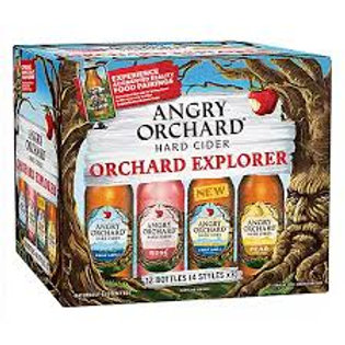 Angry Orchard Explorer Variety Pack 12 Pack 12 oz Bottles