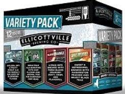 Ellicottville Variety Pack 12 Pack 12 oz Bottles