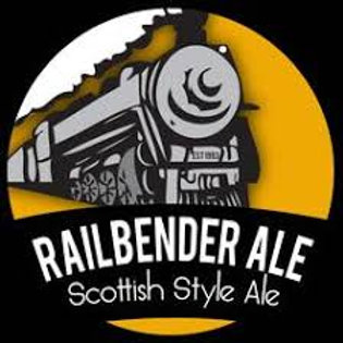 Erie Railbender  24 Pack 12 oz Bottles