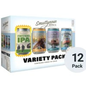 Smuttynose Variety Pack 12 Pack 12 oz Cans