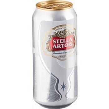 Stella Artois 4 Pack 19.2 oz Cans