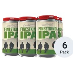 Smuttynose Finest Kind IPA  6 Pack 12 oz Cans