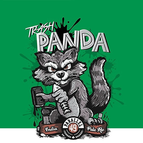 Parallel 49 Trash Panda 4 Pack 16 oz Cans