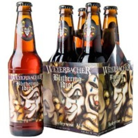 Weyerbacher Blithering Idiot 4 Pack 12 oz Bottles