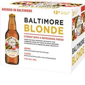 Guinness Blonde 12 Pack 11.2 oz Bottles