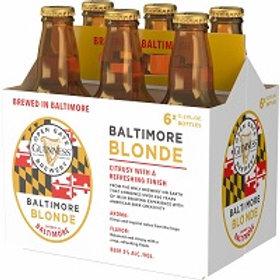 Guinness Blonde 6 Pack 11.2 oz Bottles