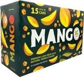 IC Light Mango 15 Pack 12 oz Cans