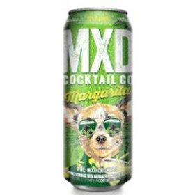 MXD Margarita  4 Pack 16 oz Cans