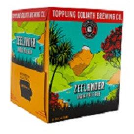 Toppling Goliath Zeelander 4 pack 16 oz Cans