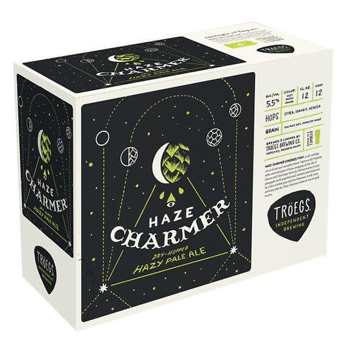 Troegs Haze Charmer  12 Pack 12 oz Cans