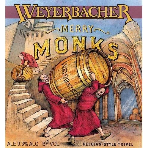 Weyerbacher MerryMonk  24 Pack 12 oz Bottles